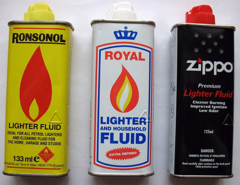 Бензин для зажигалок