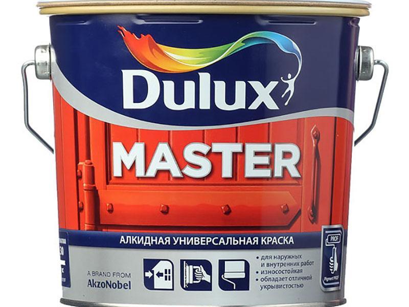 Краска DULUX Master универсальная