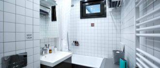 Для чего нужно окно между кухней и ванной