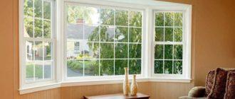 окна из стеклокомпозита